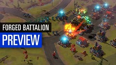 Forged Battalion PREVIEW - Das neue Spiel der C&C-Veteranen im Early-Access-Check (Video Unit) Tags: forged battalion preview das neue spiel der ccveteranen im earlyaccesscheck