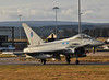 ZJ919 (np1991) Tags: royal air force raf lossiemouth lossie moray scotland united kingdom uk nikon digital slr dslr d90 camera sigma 50500mm 50 500 50500 bigma lens aviation planes aircraft eurofighter typhoon fgr4 6 six 1f 1 one f fighter squadron sqn flying canopeners sir roderic macroberts reply nose art