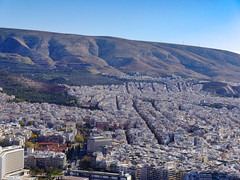 Athens (AlexKapunkt) Tags: athens greece griechenland view houses sky grecce