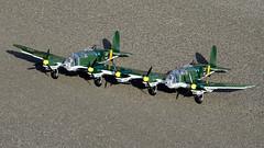 Cobi_Heinkel_He-111_Z-1_Zwilling_MOC_03 (El Caracho) Tags: cobi small army building blocks ww2 warplane plane bomber heinkel he111 zwilling moc