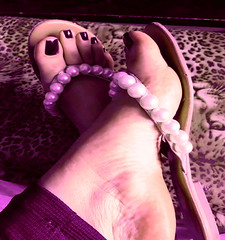 (pbass156) Tags: feet foot footfetish toes shoes sandals strappy