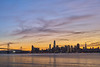 Sunset over San Francisco Skyine (AgarwalArun) Tags: sonya7m2 sonyilce7m2 sony sanfrancisco bayareacalifornia iconicbridge pacificocean ocean bridge marincounty scenic views landscape reflections marinelayer baybridge sunset sunlight
