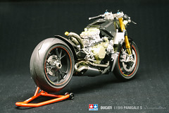 DSC00197 (Kenny@SouthPark) Tags: ducati panigales tamiya model