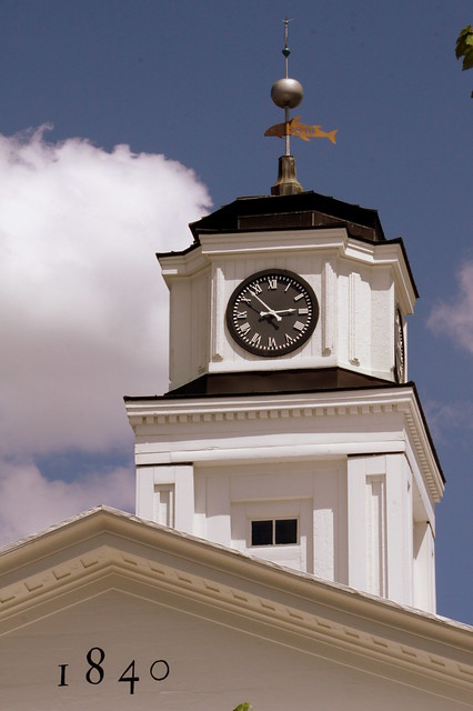 Old Court House (Clock Tower) - Winchester, VA