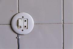 Plug-in (Ngonzalezc) Tags: plugin socket abandoned