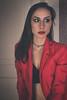 Federica (www.michelconrad.fr) Tags: vert rouge bleu canon eos6d eos 6d ef24105mmf4lisusm 24105mm 24105 femme modele portrait studio noir lingerie pose parquet murs motifs jeans denim veste