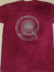 solarium shellversion 1 (craftyscientists51) Tags: geekshirt science women men geek screenprint teacher biology shell handmade