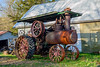Steam Engine Tractor (Brandon Westerman WNP) Tags: steam engine tractor old rust kentucky thresher