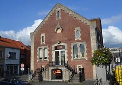 Gemeentehuisstraat 1, Meerbeke (Erf-goed.be) Tags: dorpswoning meerbeke ninove archeonet geotagged geo:lon=40401 geo:lat=508253 oostvlaanderen