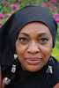 Beverly (Levi Smith Photography) Tags: woman beautiful women earrings fashion muslim hijab black african american lips pretty perfect gorgeous lovely story older elderly