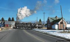 Change is Inevitable (jamesbelmont) Tags: hebercreeper heber utah baldwin steam coal unionpacific 280