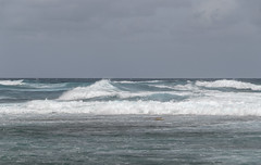 2017-04-18_13-31-29 Waves (canavart) Tags: sxm stmartin stmaarten orientbeach orientbay waves reef seascape