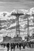 Coney Island (Thomas Hawk) Tags: america brooklyn coneyisland nyc newyork newyorkcity usa unitedstates unitedstatesofamerica bw fav10 fav25 fav50
