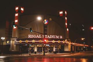 REGAL STADIUM 14