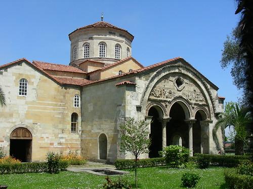 Trabzon, Hagia Sophia / Ἁγία Σοφία
