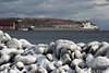 manit121917arrdkL_rb (rburdick27) Tags: manitowoc lakeshore lakesuperior marquette ice snow scenicmichigan