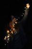 Fireflies (domjuniorlemma) Tags: lights christmas model models photoshoot photobooth photography night december winter cold wish dark shadow