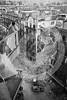 Hundimiento edificio Calle Borrell - Barcelona 1990 (Peter CS65 (Barcelona 1990-2000)) Tags: barcelona 1990 hudimiento edificio calle borrell bloque accident accidente