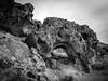Tunnel (dwblakey) Tags: hike blackandwhite desert bishop monocounty wandering rocks california rockpile monochrome easternsierra hiking outdoors outside landscape volcanictableland volcanictablelands exploring unitedstates us