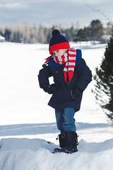 Keean (Mario Pierre Gaudreau) Tags: portrait kid son myson keean winter family love