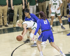 1002952 (jet45701) Tags: ohio university womens basketball vs buffalo 1172018 convo