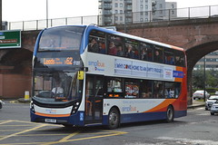 Stagecoach Hull 10737 SN66VXE (Will Swain) Tags: leeds 21st october 2017 yorkshire city centre station bus buses transport travel uk britain vehicle vehicles county country england english north east stagecoach hull 10737 sn66vxe