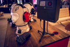 SPOBIS 2018 (RIEDEL Communications) Tags: riedel riedelcommunications communications spobis18 spobis 2018 dusseldorf trade show intercom bolero wireless messe stand