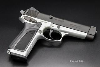 Browning BDM Practical Pistol