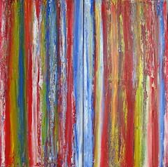 heaven's door. 2 (Peter Wachtmeister) Tags: artinformel art modernart artbrut acrylicpaint abstract abstrakt popart surrealismus surrealism hanspeterwachtmeister