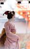 凛 (byzanceblue) Tags: maiko kyoto geisha geiko yasaka shirine bokeh color dance beautiful cute japanese gion kagai pontocho woman girl female lady 市結 先斗町 八坂神社 京都 花街 舞妓
