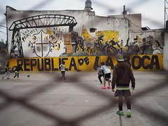 The Republic of La Boca (DarkLantern) Tags: argentina buenosaires laboca futbol olympus omd em10 17mmf18 street photography