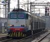 FS E.655 529 MIR (tommytigre169) Tags: fs e655 529 caimano coils fano stazione di rfi shimmns carri mercitalia rail xmpr livrea mir