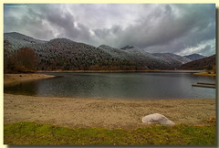Lac du Wildenstein - Haut Rhin (jamesreed68) Tags: lsace vosges 88 68 paysage nature eau water lac lake canon eos 600d alsace hautrhin france wildenstein kruth forêt sapin