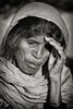 "Old woman (Ditisit) Tags: rajastan india old bw blackwhite black white thardessert dry sand dessert dirty woman female ""nikonflickraward"""