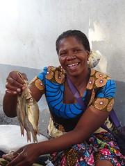 Vilanculos market, Mozambique