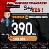 POIN REWARD TRANSAKSI (NEXIABET.COM) Tags: eventpalingmantap jackpotbola jackpot menangjackpot bebastransfer bni10ribu promobni transferantarbank mandiri bni bca danamon cimbniaga 100bankindonesia