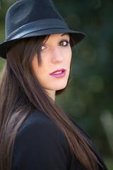 Portrait : Elodie : Nikon D4 : Nikkor 105 mm F2 AF-DC (Benjamin Ballande) Tags: portrait elodie nikon d4 nikkor 105 mm f2 afdc