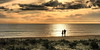 a couple (anj_p) Tags: albufeira gale salgados acouple beach clouds shores sunset portugal praiadossalgados atlantic ocean algarve