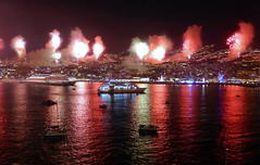 New Years 2017 / 18 (neuphin) Tags: funchal madeira new year firework harbour 2017 2018 night