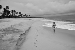 Sri_Lanka_17_213 (jjay69) Tags: srilanka ceylon asia indiansubcontinent tropical island beach tropicalbeach paradise perfectbeach srilankanbeach sandybeach sea ocean tangalle tangallebeach tangalla blackandwhite blackwhite bw monochrome singlecolour nocolour colourless grey withoutcolour
