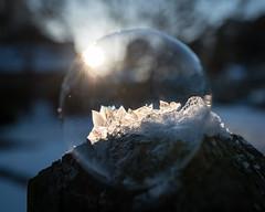 Spreading Ice