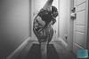 Week 4: Intentions (bmurphy502) Tags: 2018p52 yoga bnw blackandwhite bw intention intentions goals resolutions sp selfportrait strength new person happy happiness lady p52 weeklyphotochallenge project52 me fun