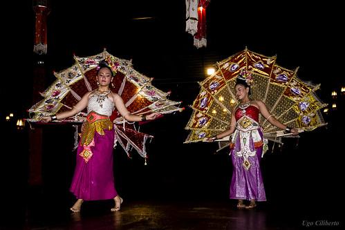 Chiang Mai - Spettacolo serale 5
