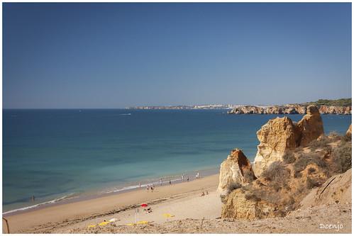 Playa de Rocha ( Portimao, Portugal)