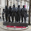 Royal Tank Regiment Memorial (delta23lfb) Tags: rtr royaltankregiment memorial ww2 britisharmy henrypaulin vivienmallock remembrance poppy wreath unionjack unionflag