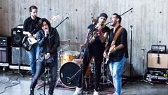 Sesion V-Rock: Dermis Tatu (rubenyai) Tags: music festival rock dermis tatu venezuela perfomance guitar bass