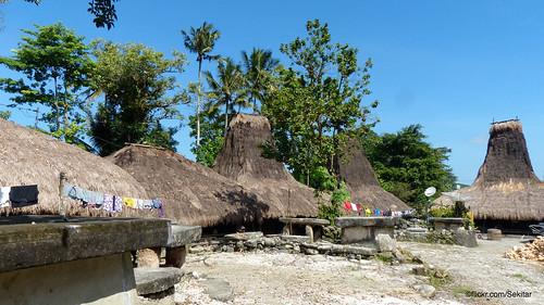 Kampung Tarung, Waikabubak, Sumba Barat