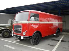 OM Tigrotto (Actros1857LS) Tags: oldtimer om tigrotto lkw trucks truck van