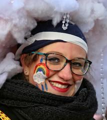 Eschweiler, Carnival 2018, 081 (Andy von der Wurm) Tags: karneval kostüm costume carnival mardigrass eschweiler 2018 kostüme kostueme nrw nordrheinwestfalen northrhinewestfalia germany deutschland allemagne alemania europa europe female male girl teenager smiling smile lachen lächeln lustforlife groove portrait lebensfreude verkleidung verkleidet dressed bunt colorful colourful karnevalsumzug karnevalszug carnivalparade andyvonderwurm andreasfucke hobbyphotograph funkenmarie funkenmariechen