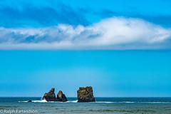 Rhapsody in Blue (Ralph Earlandson) Tags: damnationcreektrail delnortecoastredwoodsstatepark seascape seastack california dailyrayofhope2018 droh